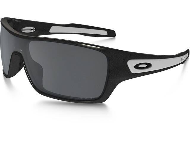 Oakley Turbine Rotor Sunglasses granite/black iridium polarized